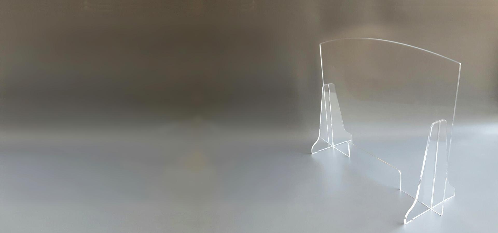 parafiato plexiglass incastro